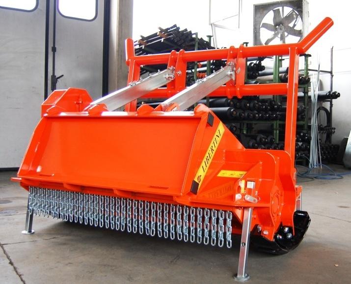 Mulchger te mit hydraulischem antrieb for Hem satteldorf prospekt
