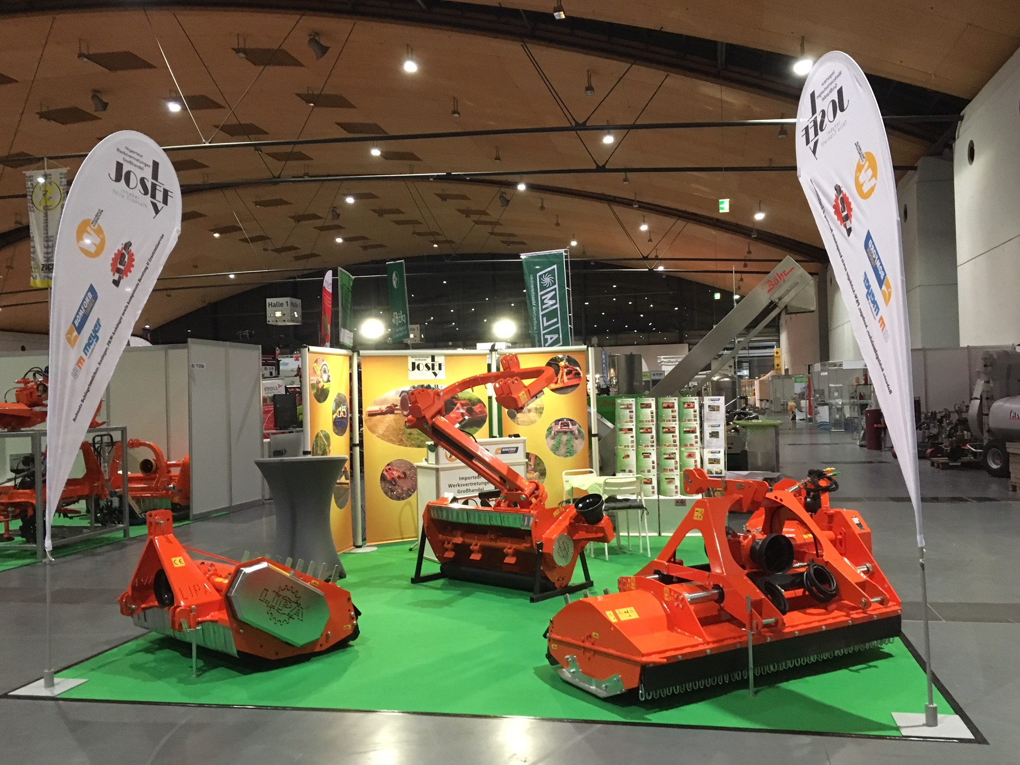 Winzer-Service Messe Karlsruhe 2017
